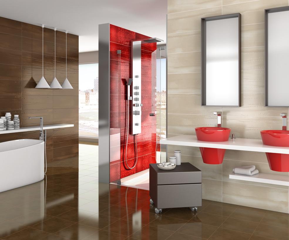 arcanatiles produits fa ence p te blanche aquarelle 25x75. Black Bedroom Furniture Sets. Home Design Ideas